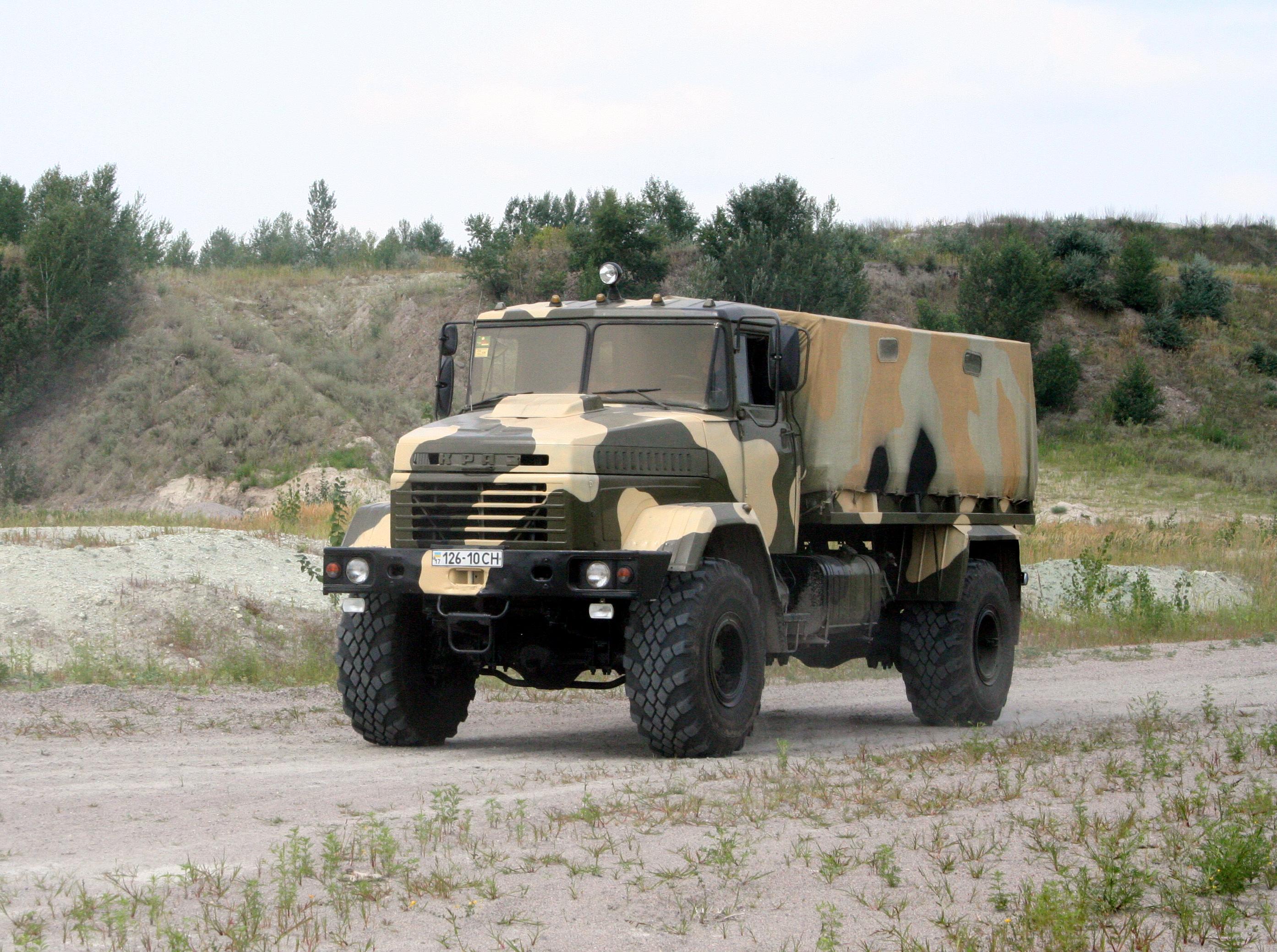 Бортовой КрАЗ-5233ВЕ
