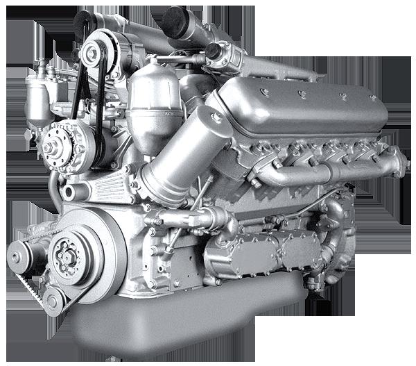 дизельный двигатель ЯМЗ-7511.10