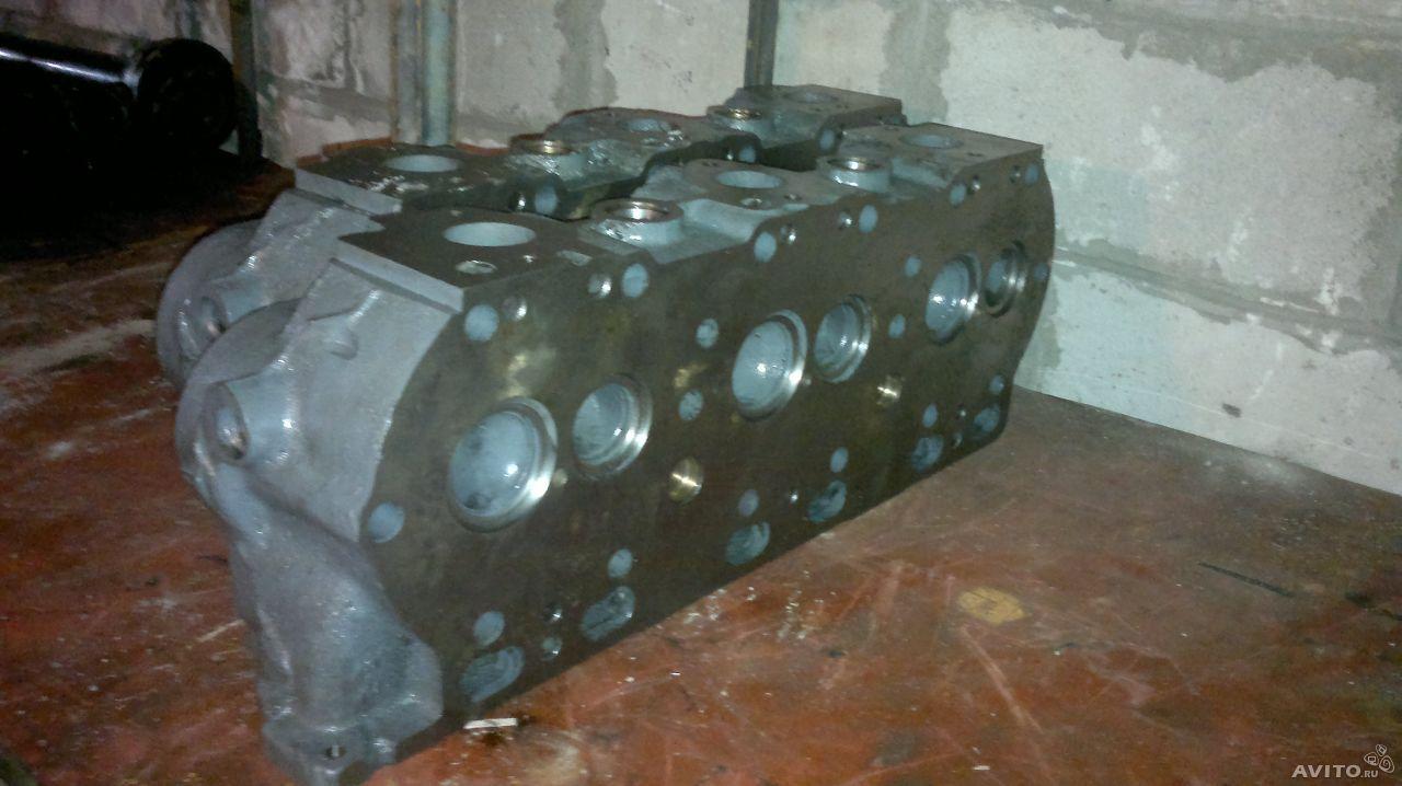 Головка блока ямз-236