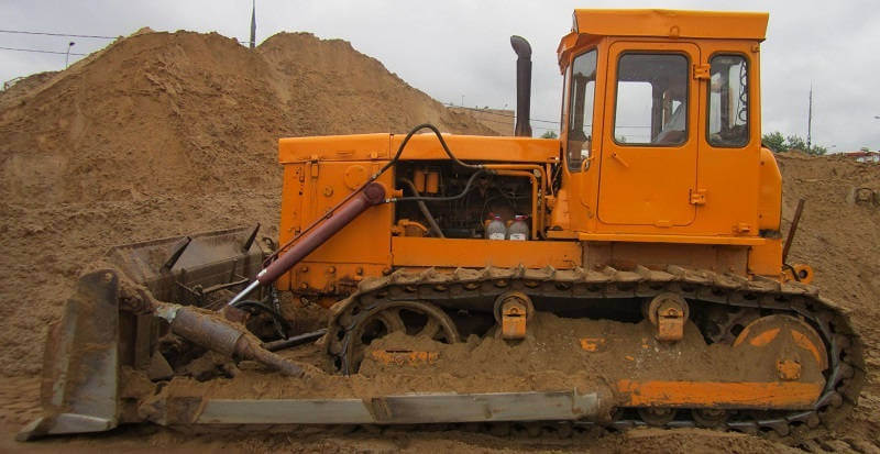 buldozer-