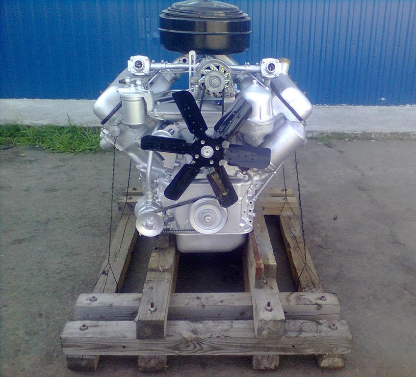 Двигатель ЯМЗ-236