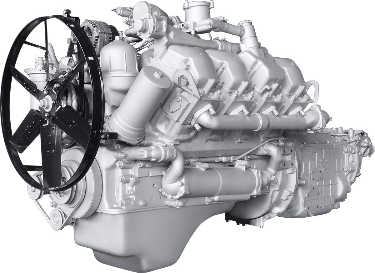 руководство по ремонту двигателя ямз 236м2