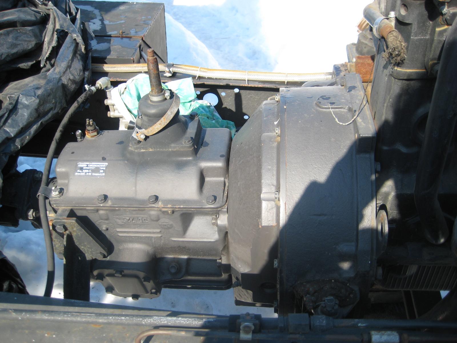 Коробка передач ЯМЗ 204у