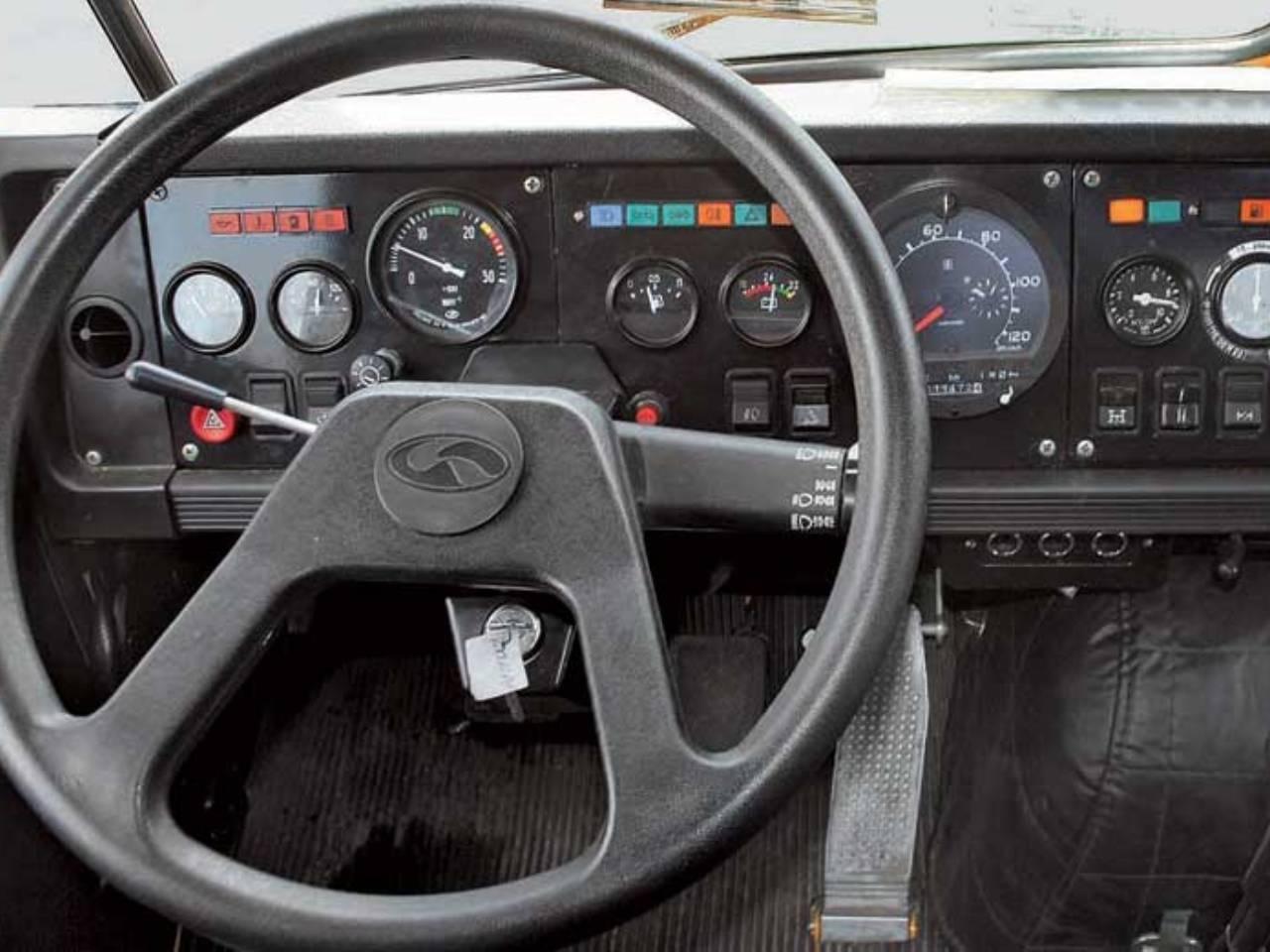 Рулевое управление КрАЗ