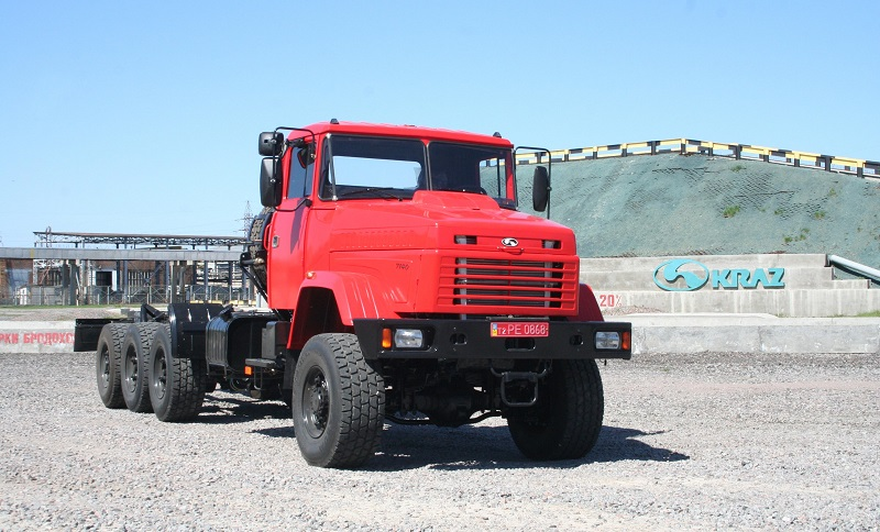 КрАЗ - 7140