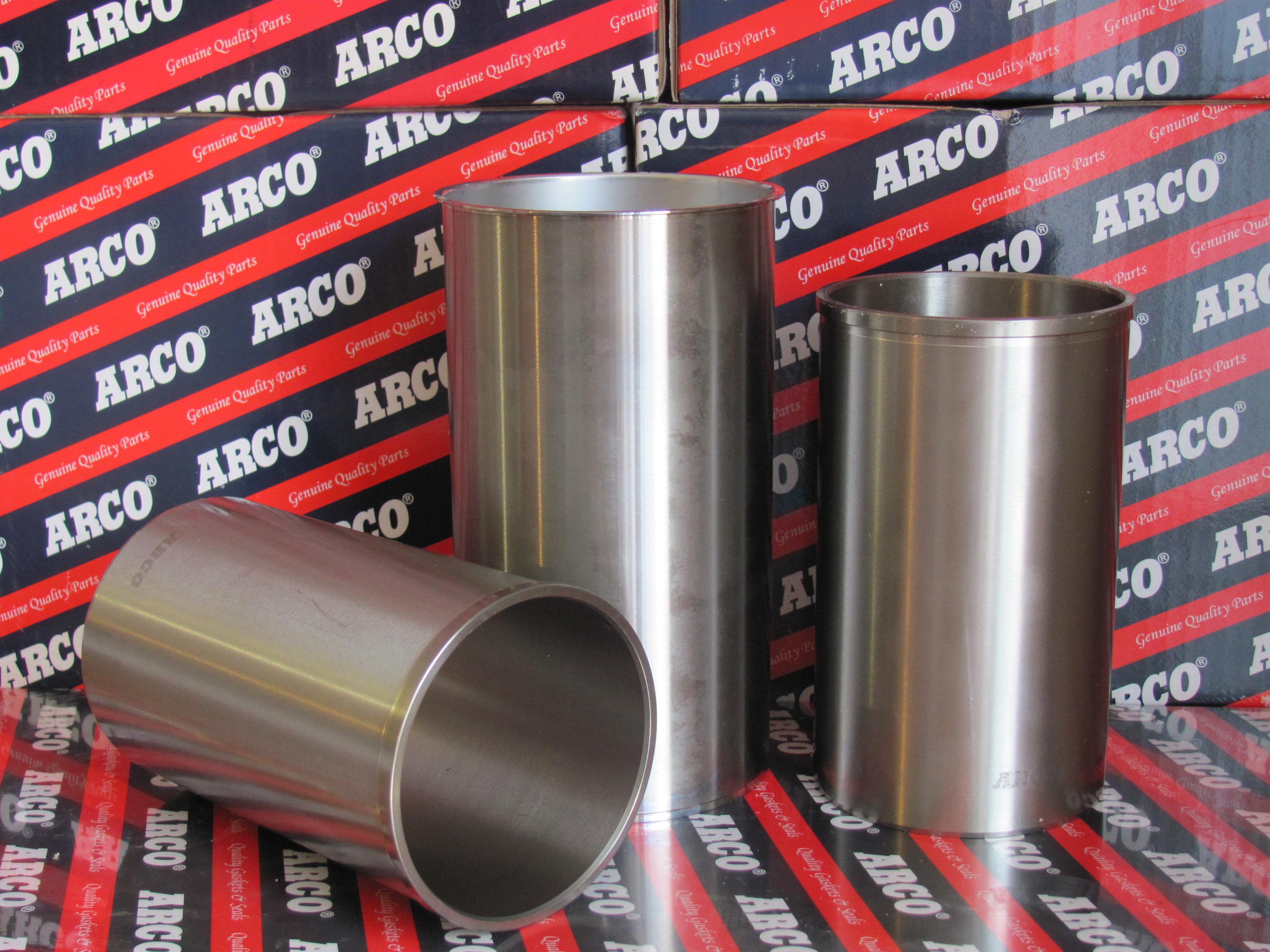 Гильзы цилиндров двигателя ЯМЗ-236 и ЯМЗ-238