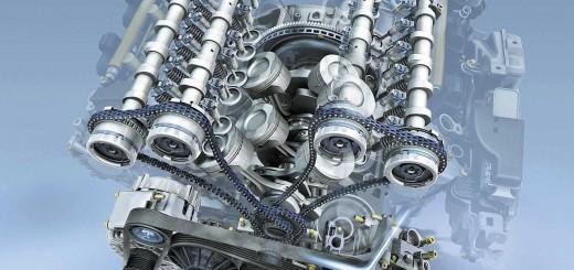 Развал блока цилиндров двигателя ЯМЗ-236 и ЯМЗ-238