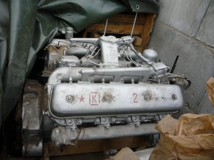 Конструкция двигателя ЯМЗ-236 и ЯМЗ-238