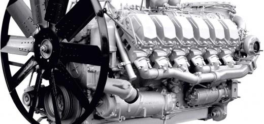 Двигатель ЯМЗ-8501