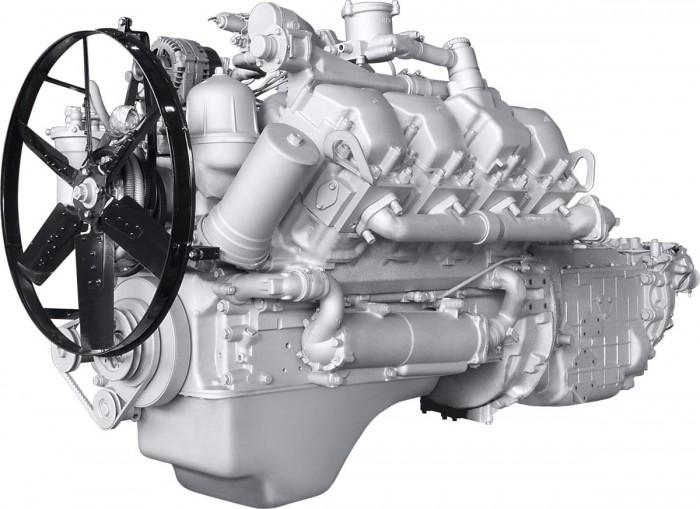 Двигатель ЯМЗ-6583