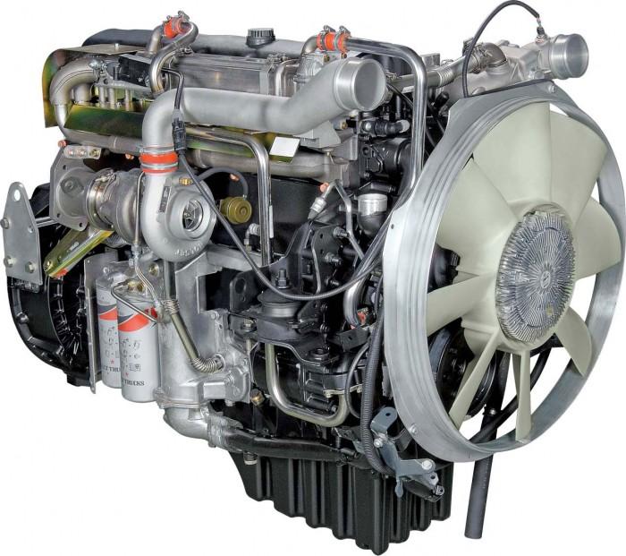 Двигатель ЯМЗ-651