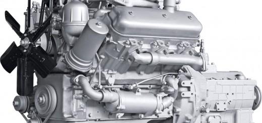 Двигатель ЯМЗ-236НЕ2 V6 с турбонаддувом