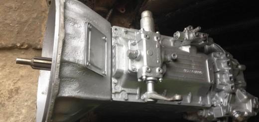 Коробка передач ямз-239
