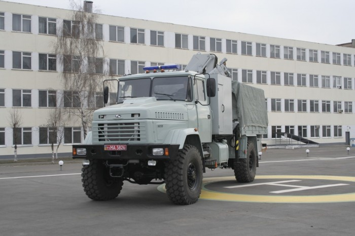 КРАЗ 5233