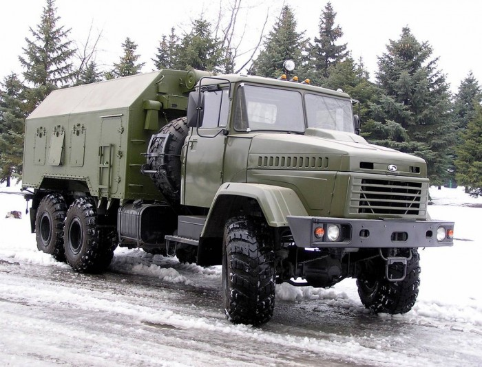 КрАЗ 6322