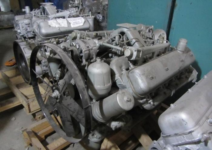 Двигатель ЯМЗ-238ДЕ2