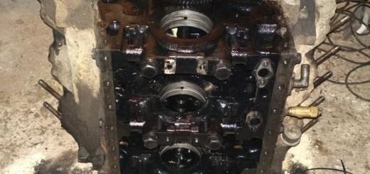Блок цилиндра ямз-236