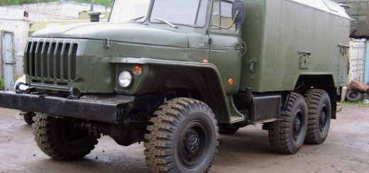 Автомобиль Урал