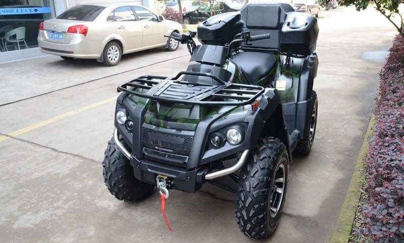 Квадроцикл Wels ATV 300