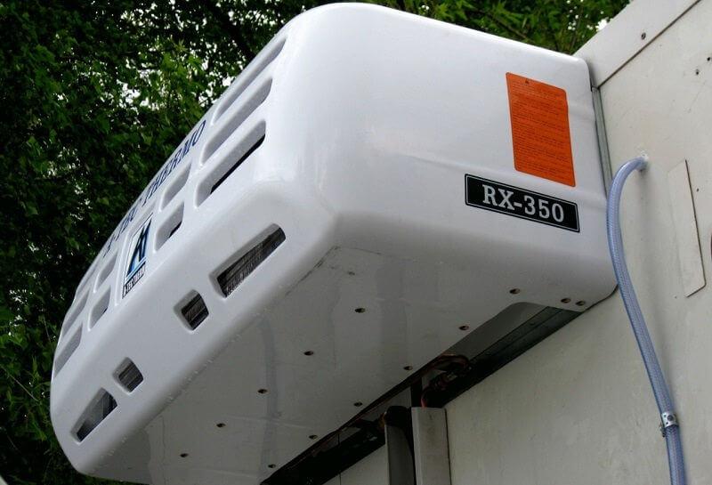 Холодильное оборудование авторефрижераторов