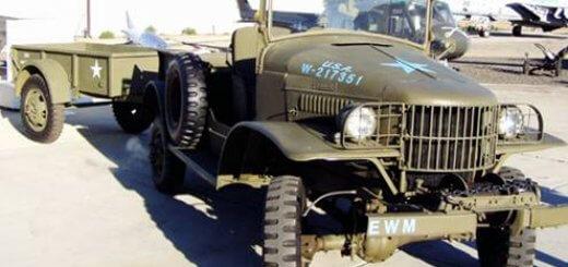 Dodge Т207 WC3
