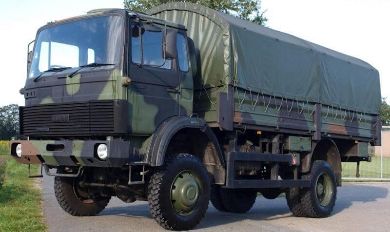 Тяга и экономичность грузовика