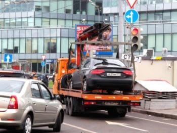 Эвакуация авто в Москве