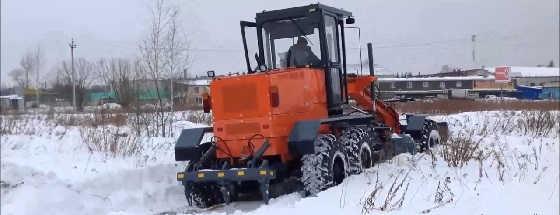 Автогрейдер ГС-14.20П