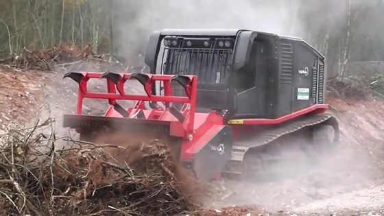 Как работают новые трактора
