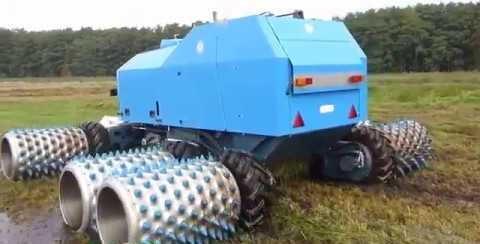 Уникальная техника для фермы и загородного дома