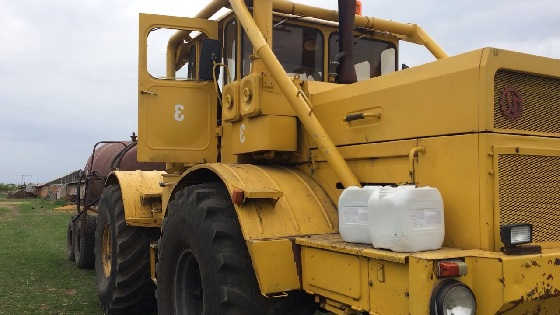 Экспортный Кировец К-700