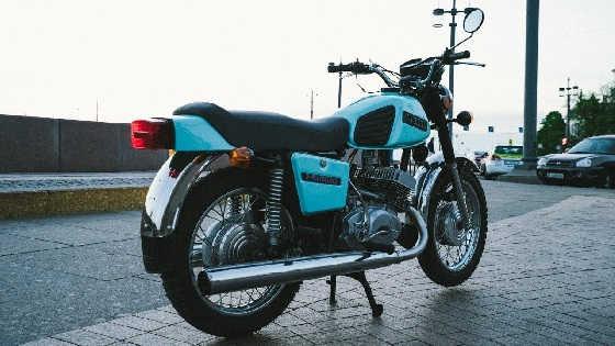 Как взбодрить двигатель старого мотоцикла