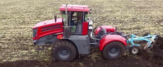 Обзор нового трактора кировец К 424