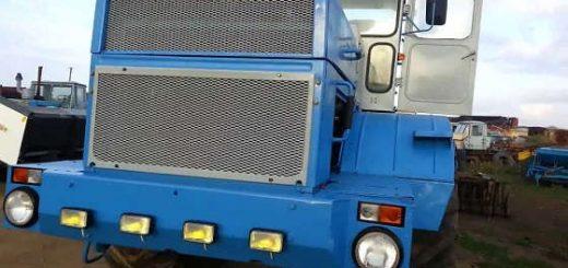 К 700 двигатель DAF 430