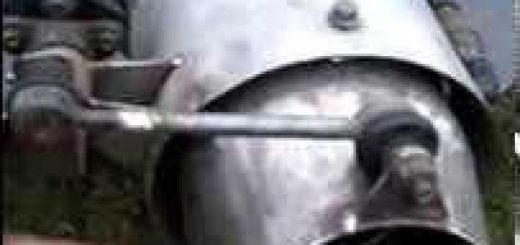 Казанка 2М с самодельным водометом
