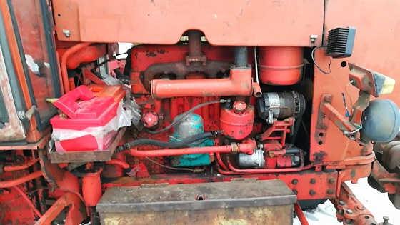 Модернизация кабины Юмз 6КЛ