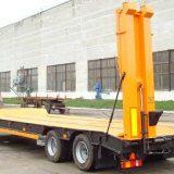 Перевозка рулонов прицепом седельного тягача