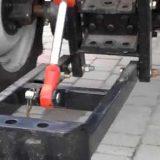 Задняя навеска на минитрактор