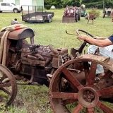 1919 Fordson Tractor