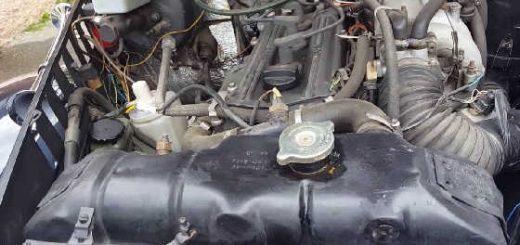 Модернизированный ГАЗ 69L