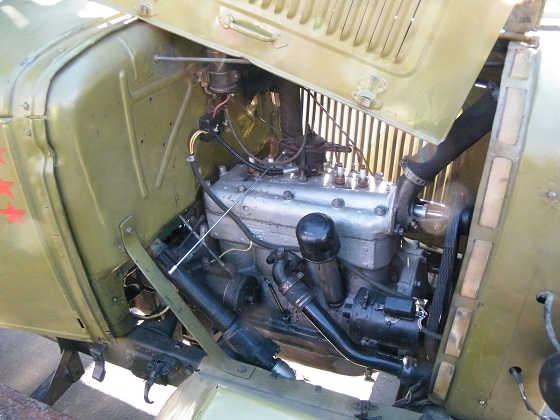 Сборка и запуск двигателя Газ-ММ