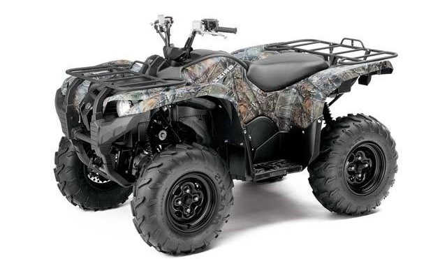 ТЕСТ YAMAHA Grizzly 700+