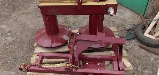 Бердянская роторная косилка
