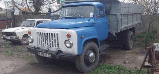 ГАЗ-53: ОБЗОР