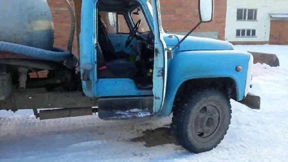 Заводим ГАЗ 53 после 10 лет простоя