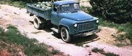 ГАЗ-56 дальний предок «Газели»