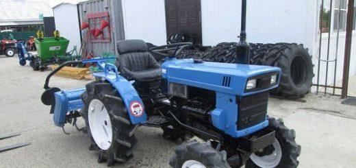 Мини-трактор Iseki 1500