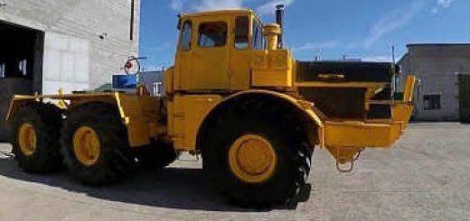 Кировец К-701 6X6