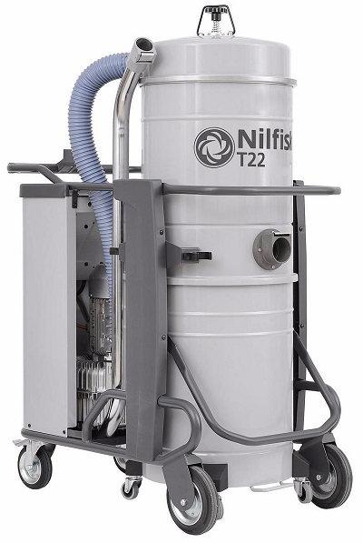 Промышленный пылесос Nilfisk T22