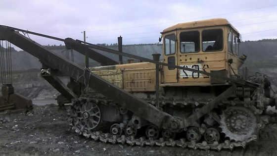5 самых редких отечественных тракторов